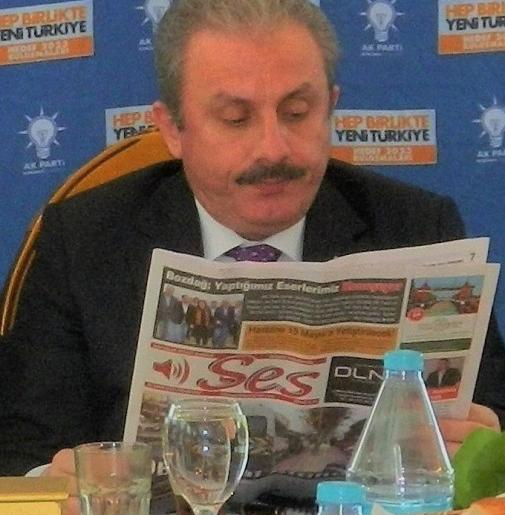 Mustafa Şentop TBMM'nin yeni başkanı oldu…