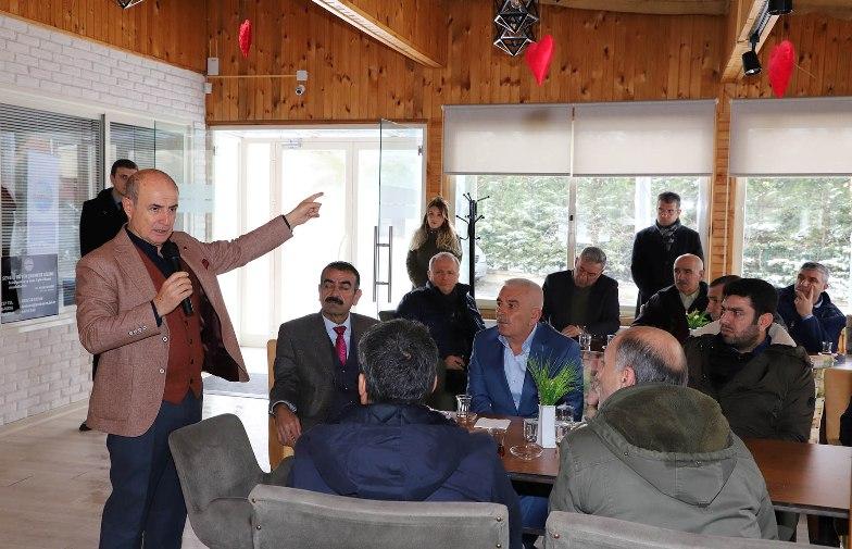 Başkan Akgün: Davamız Büyükçekmece'ye çok daha büyük hizmetler yapmak!