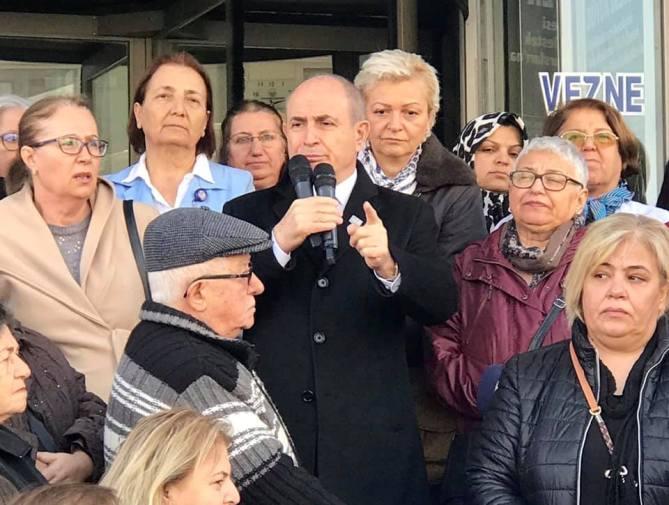 Akgün'den Rakibi Uysal'a Davet Çağrısı…!