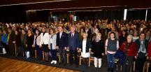 Beylikdüzü Belediyesi, 8 Mart Dünya Emekçi Kadınlar Günü'nü etkinliklerle kutladı.