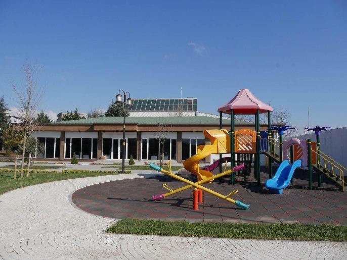 Akgün'den Büyükçekmece'ye 2 sosyal tesis daha