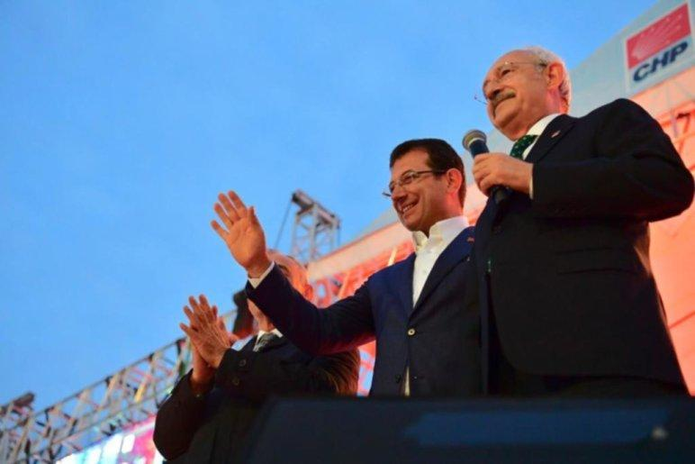 Kılıçdaroğlu: Ekrem İmamoğlu, İstanbul'u sizlerle yönetecek…