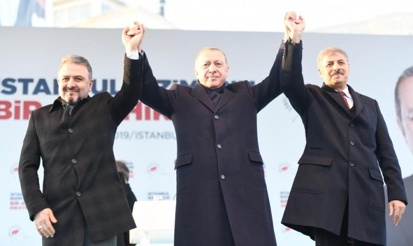 Cumhurbaşkanı Recep Tayyip Erdoğan Esenyurt'ta  halkla buluştu…