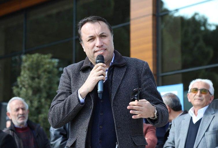 Bahçeşehir kurucu Belediye Başkanı  Kemal Aydın'dan Büyükçekmecelilere:  Aman ha, sakın ha bir hata yapmayın!