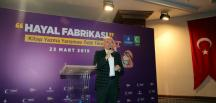 MEVLÜT UYSAL HAYAL FABRİKASI'NDA DERECEYE GİRENLERİ ÖDÜLLENDİRDİ