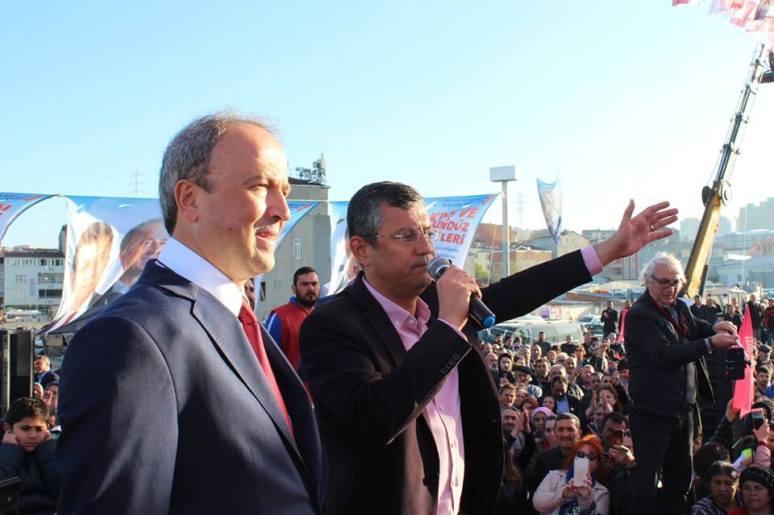 """ÖZGÜR ÖZEL: """"TURAN HANÇERLİ AVCILAR ADINA BÜYÜK ŞANS"""""""