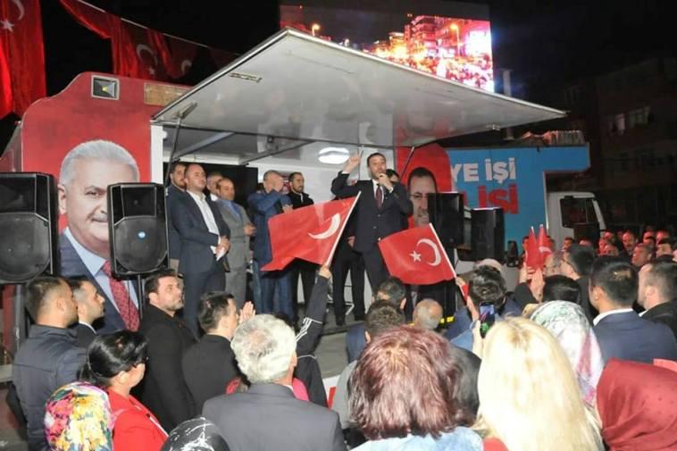 """Volkan Yılmaz, """"Gümüşyaka Tüyap arasında metro yapacağız"""""""