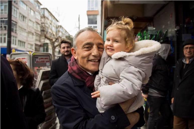 """Kemal Çebi: """"Kardeşliği öne çıkarıp siyasetin dilini değiştirdik. Böyle de devam edecek."""""""
