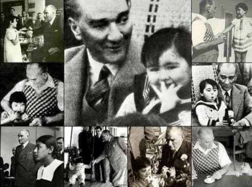 23 Nisan; Ulusal Egemenlik ve Çocuk Bayramı'nın 99'ncu yılı