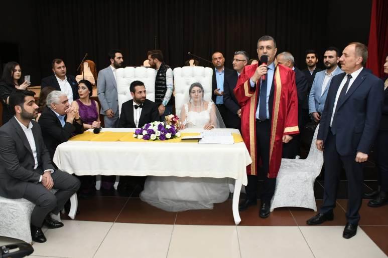 Kemal Deniz Bozkurt'tan ilk nikah…