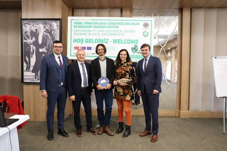 Büyükçekmece Belediyesi yeşil girişimcilik merkezi kurdu …