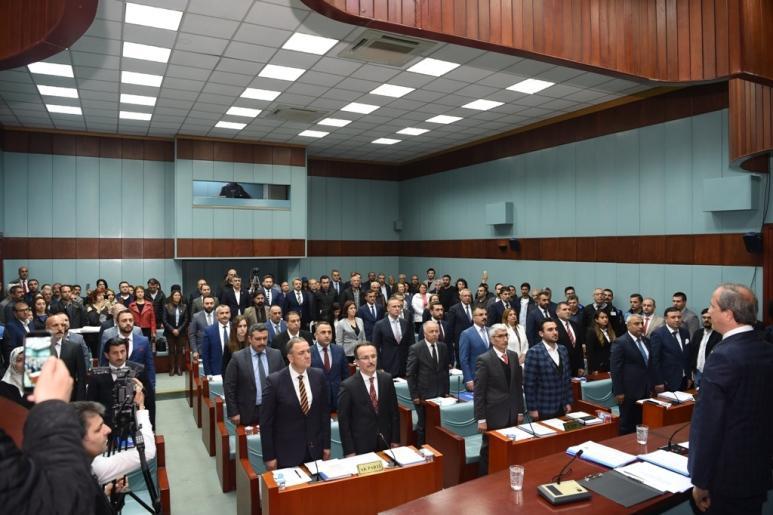 Avcılar Belediye Meclisi'nin İlk Toplantısında Birlik Ve Beraberlik Vurgusu