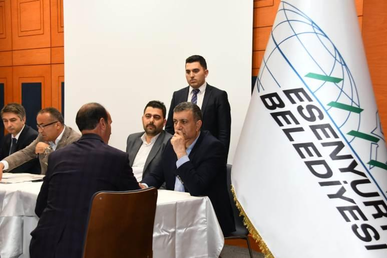 Başkan Kemal Deniz Bozkurt vatandaşları dinledi…