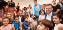 'YUVAMIZ İSTANBUL'UN İLK KREŞİ KÜÇÜKÇEKMECE'DE AÇILDI