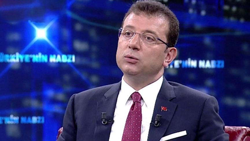 """İmamoğlu seçimden sonra ilk kez canlı yayına çıktı: """"Troll Belediye Çalışanı İstemiyoruz"""""""