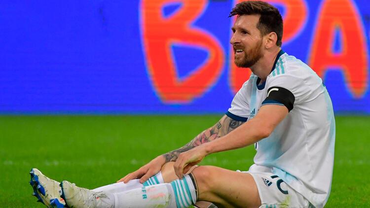 Arjantin yine kayıplarda