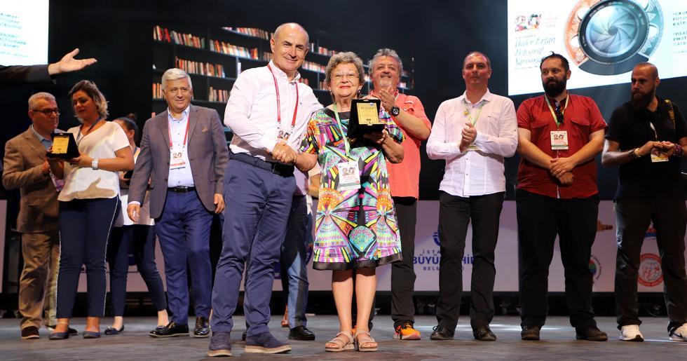 Uluslararası Güler Ertan Fotoğraf Yarışması ödülleri sahiplerini buldu