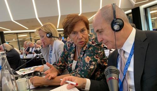 """Başkan Akgün: """"Kıbrıs'ta bir işgal söz konusu değildir"""""""