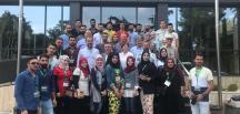 Çatlaca Belediyesi'ne Musul Ziraat Fakültesi öğrencilerinden ziyaret…