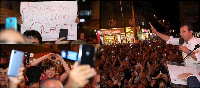 """İMAMOĞLU GAZİ CEMEVİ'NDEN SESLENDİ: """"BİRİSİ DAYISI OLDUĞU İÇİN DEĞİL BU TOPRAKLARIN İNSANI OLDUĞU İÇİN İŞE ALINACAK!"""""""