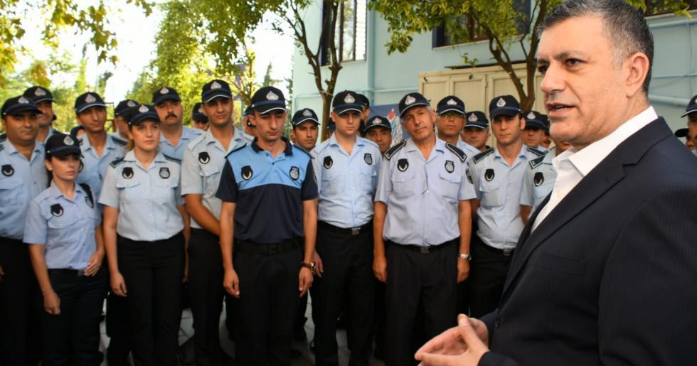 Başkan Bozkurt Zabıta Haftasını Kutladı…