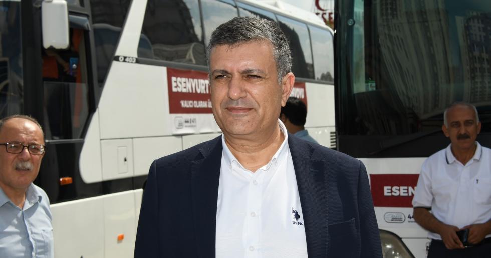 Esenyurt'tan Suriye'ye dönüşler hızlandı… Başkan Bozkurt, 'Dönüşler devam edecek'
