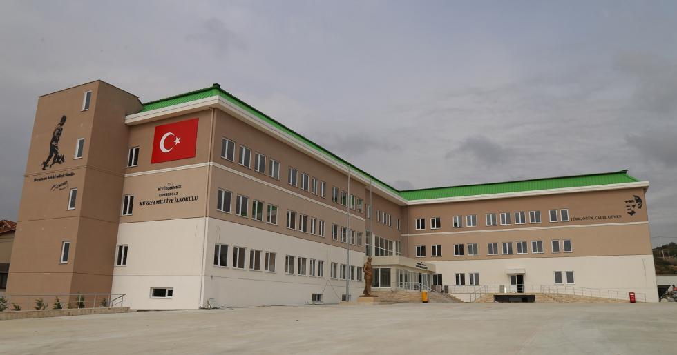 Kuvayı Milliye İlkokulu'nu Vali Yerlikaya Açıyor!