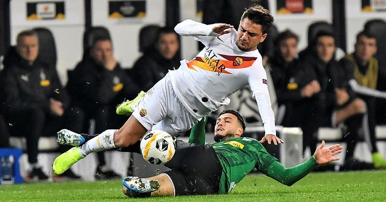 Borussia Mönchengladbach 2 – 1 Roma (MAÇ SONUCU) -UEFA Avrupa Ligi'nde oynanan maçlarda alınan sonuçlar