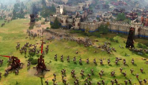 Age of Empires 4 resmen geliyor! İşte ilk görüntüler