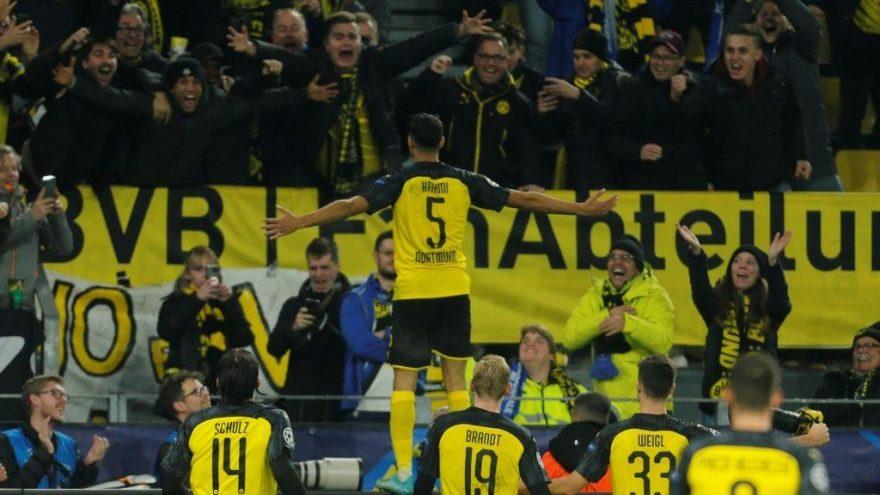 Dortmund'dan Inter karşısında süper geri dönüş!