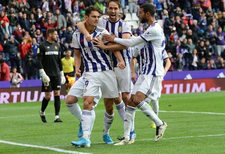 Enes Ünal ilk golünü attı, Valladolid kazandı