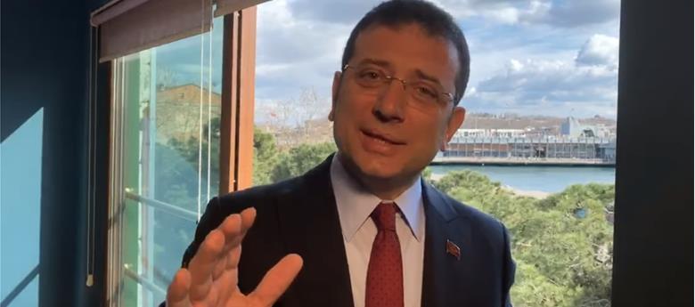 """BAŞKAN İMAMOĞLU'NDAN BORÇLU VATANDAŞA """"SU VE DOĞALGAZ"""" MÜJDESİ"""