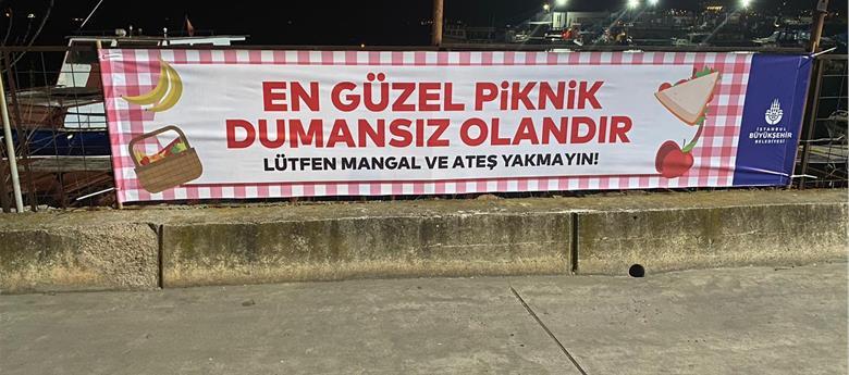SAHİL VE PARKLARDA MANGALA DENETİM ALKIŞ ALDI