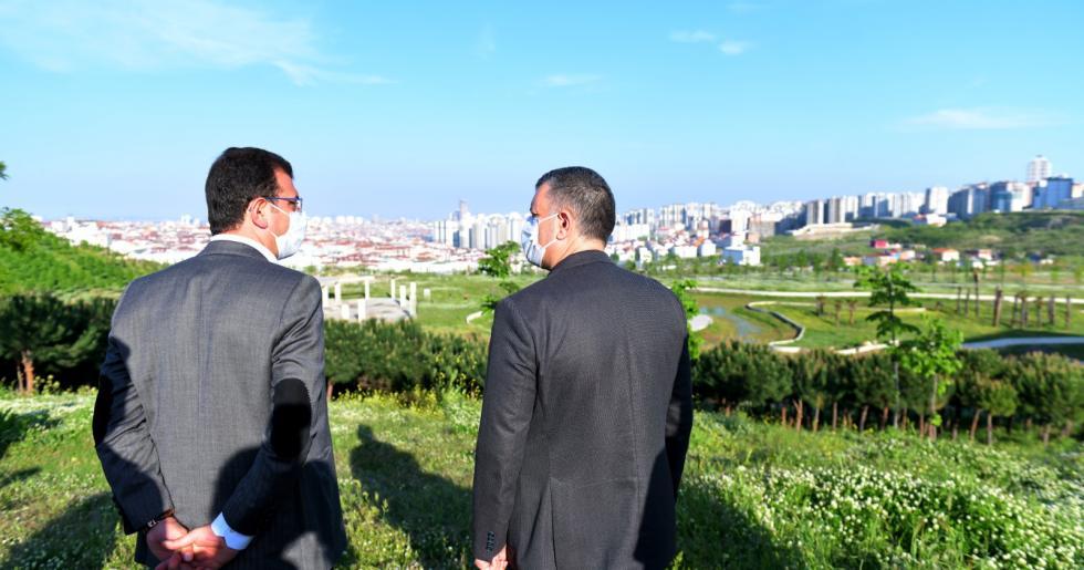 ESENYURT'A 6 DÖNÜMLÜK PARK MÜJDESİ