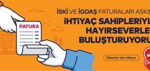 """İMAMOĞLU: """"7 SAATTE 16 BİN 100 FATURA ÖDENDİ"""""""