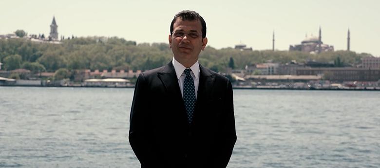 İMAMOĞLU, GALATA RIHTIMI'NDAN BANDIRMA VAPURU'NU YOLCU ETTİ
