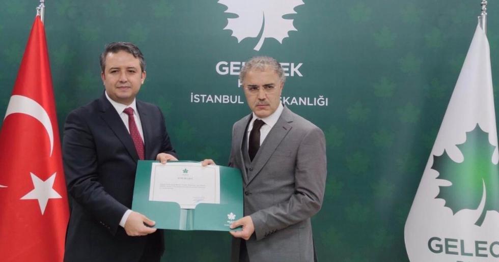 GELECEK PARTİSİ İSTANBUL, MAHALLELERDE 'DALYA' YAPTI