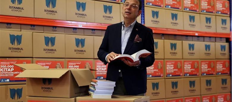 İBB, 2 BİN 317 KÜTÜPHANEYE 200.000 KİTABIN DAĞITIMINA BAŞLADI