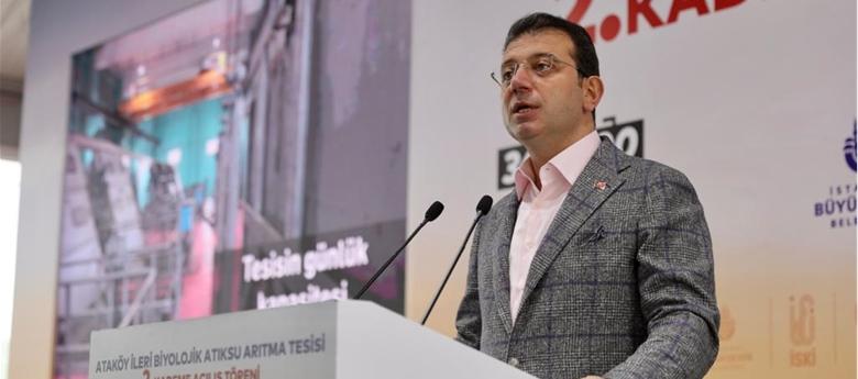 """BAŞKAN İMAMOĞLU: """"İSTANBUL'DA 2-3 HAFTALIK KAPANMA ŞART!"""""""