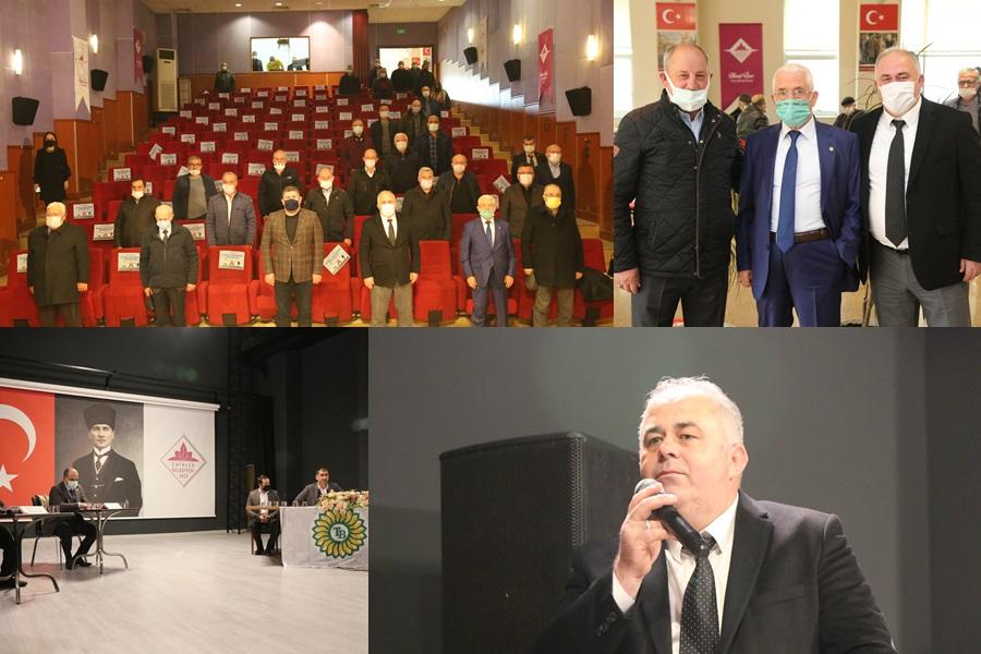 """BAŞKAN MESUT ÜNER """"ÇATALCA'MIZI TARIM ÜSSÜ HALİNE GETİRECEĞİZ"""""""