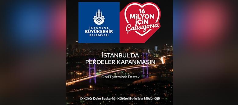 İSTANBUL'DA ALKIŞ SESLERİ YENİDEN YÜKSELECEK