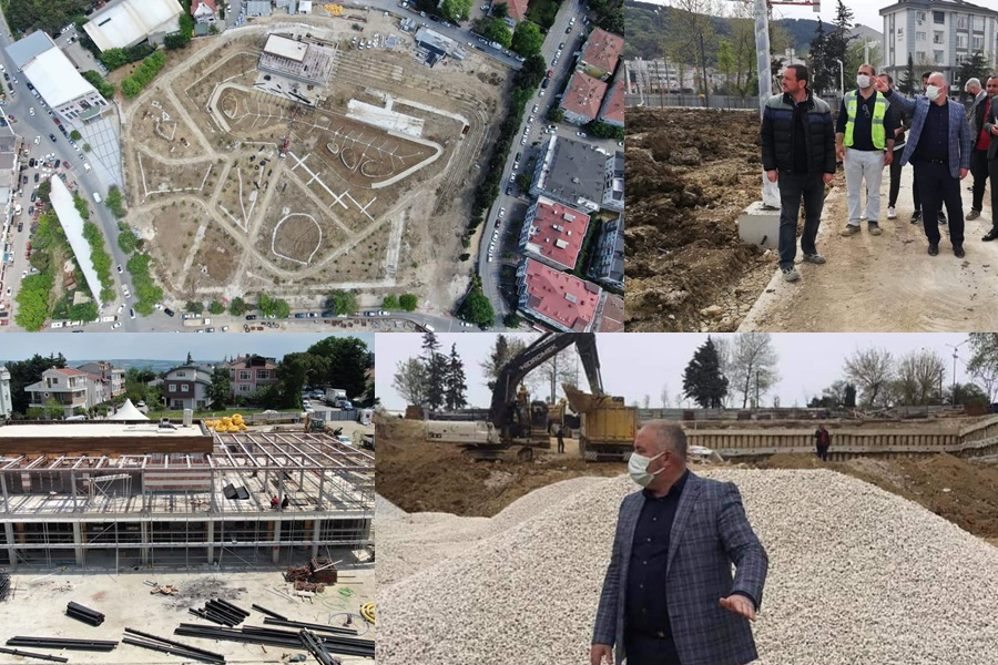 """""""MİLLET BAHÇESİ ÇATALCA'YA ÇOK YAKIŞACAK"""""""