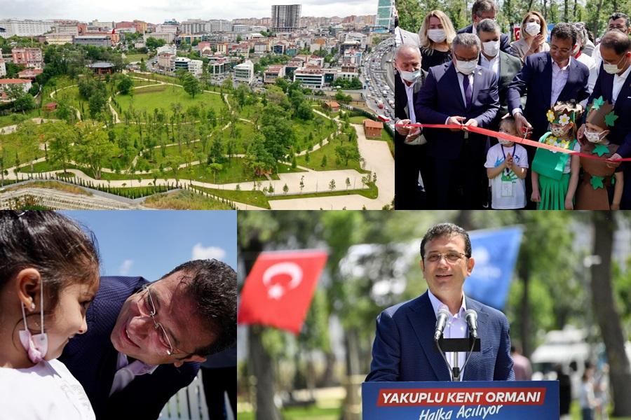 """İMAMOĞLU: """"BETON KANAL'DA MESELE DUYGUSAL, İSTANBUL'UN GELECEĞİNİ SIKINTIYA SOKAMAZSINIZ"""""""