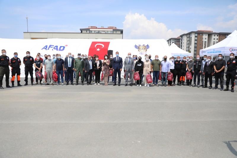 SİLİVRİ BELEDİYESİ, AFET EĞİTİMLERİ KONUSUNDA İSTANBUL'DA BİRİNCİ SIRADA