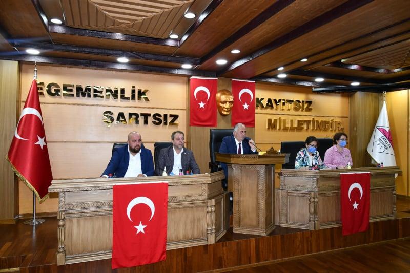 ÇATALCA BELEDİYESİ MECLİS TOPLANTISI 2.BİRLEŞİMİ GERÇEKLEŞTİRİLDİ