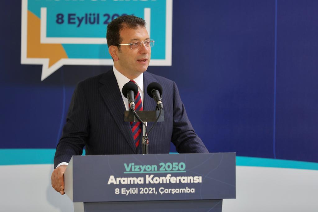 """İMAMOĞLU: """"ORTAK AKIL EN DEĞERLİ MEKANİZMA"""""""